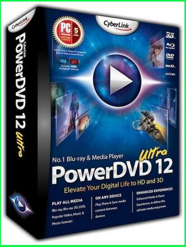 Скачать CyberLink PowerDVD Ultra 12.0.2428.57 RUS Multilingual