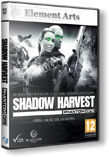 Скачать Shadow Harvest: Phantom Ops Игра