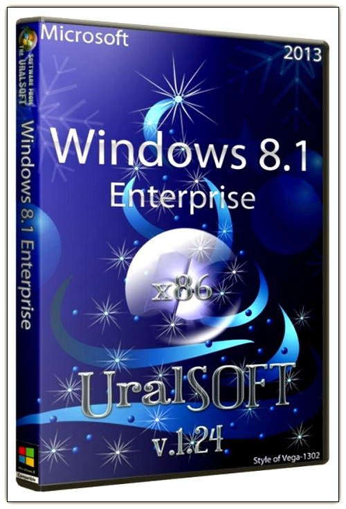 Скачать Windows 8.1 x86 Enterprise RUS/2013/2014